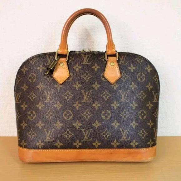 03a583344b5 Louis Vuitton Bags   Authentic Alma   Poshmark